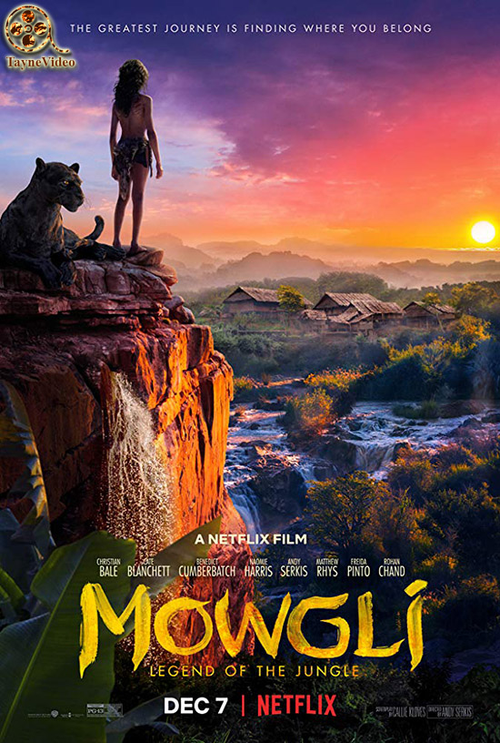 دانلود فیلم موگلی - Mowgli 2018