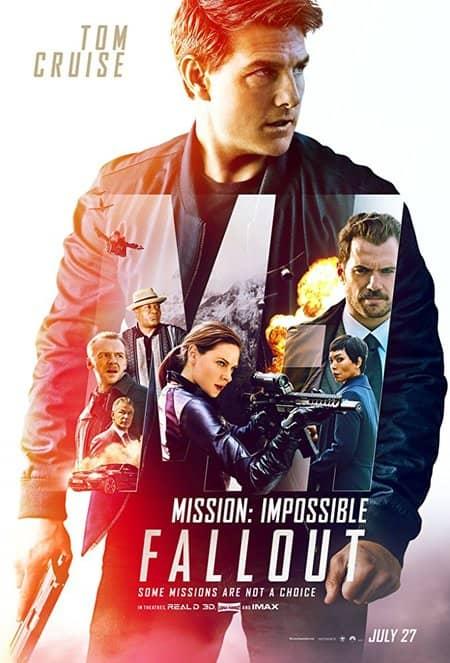 دانلود دوبله فارسی فیلم Mission Impossible Fallout 2018