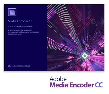 دانلود Adobe Media Encoder CC 2019 v13.0.2.39 x64 - نرم افزار تبدیل فایلها ویدئویی به یکدیگر