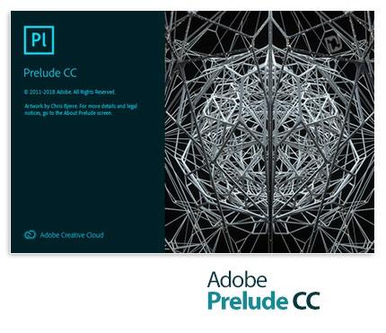 دانلود Adobe Prelude CC 2019 v8.0.1.3 x64 - نرم افزار ادوبی پریلیود، نرم افزار مدیریت و سازماندهی فایلهای تصویری