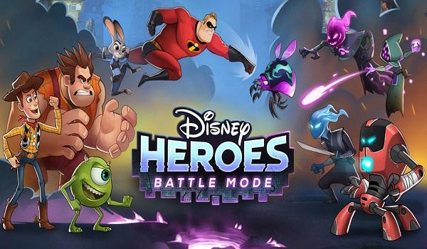 دانلود Disney Heroes: Battle Mode 1.6.2 - بازی نبرد قهرمانان دیزنی اندروید