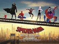 دانلود انیمیشن مرد عنکبوتی: به درون دنیای عنکبوتی - Spider-Man: Into the Spider-Verse 2018