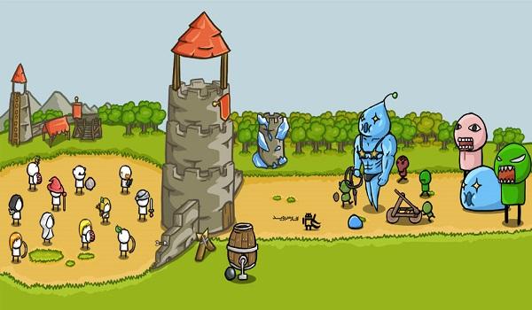 دانلود Grow Castle 1.21.6 - بازی پرطرفدار دفاع از قلعه اندروید