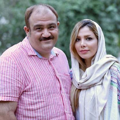 عکسهای جدید بازیگران در کنار همسرشان آذر 97