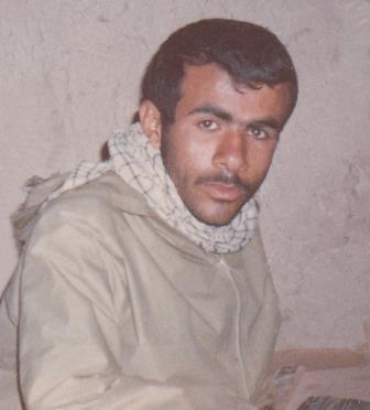 شهید عباس کبگانی
