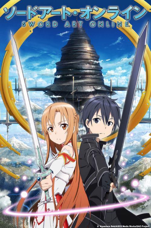 مجموعهی Sword Art Online Sword Art Online