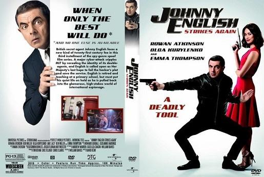 خرید فیلم Johnny English Strikes Again 2018