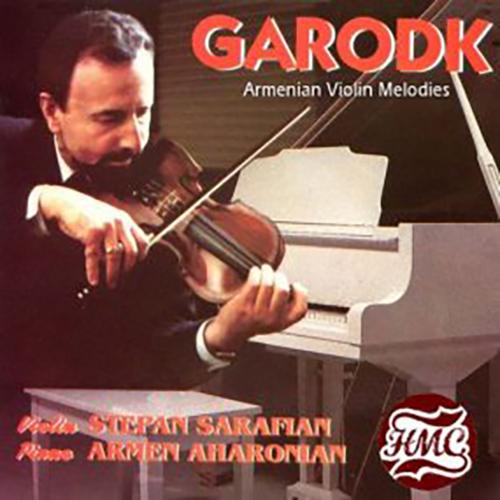 Free Download Garodk: Armenian Violin Melodies Album