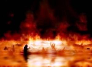 خداوند در روز قیامت به چه کسانی غضب می کند؟