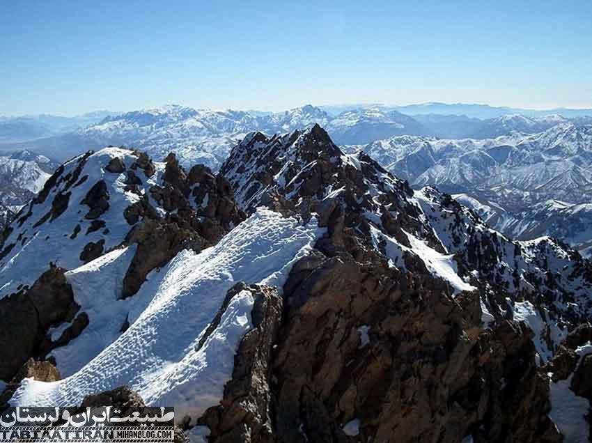 سخت ترین کوه ایران