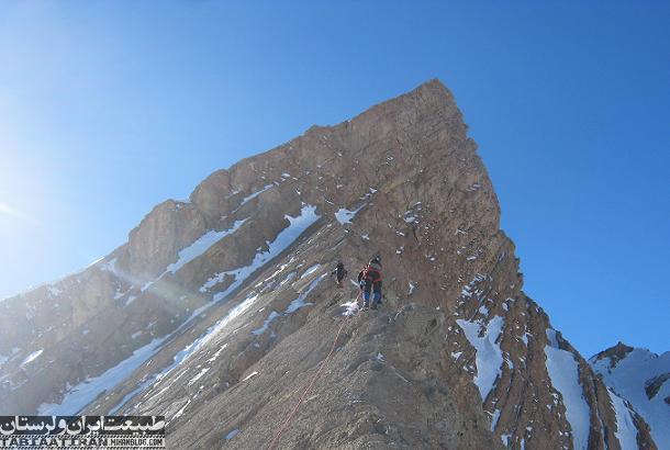 سخت ترین کوه ایران کجاست