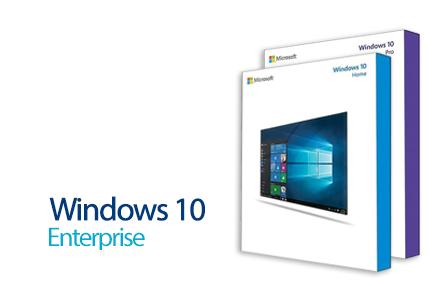 جدیدترین نسخه مایکروسافت ویندوز ۱۰ اینترپرایز