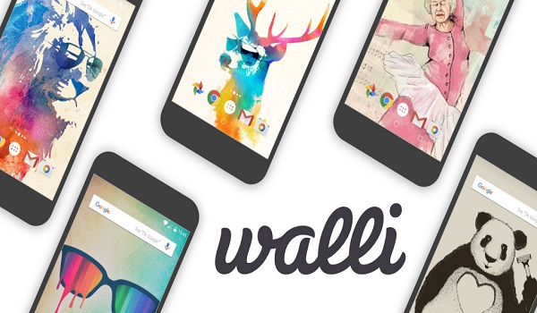دانلود Walli - Wallpapers HD Full 2.7.0 - تصاویر پس زمینه خلاقانه اندروید