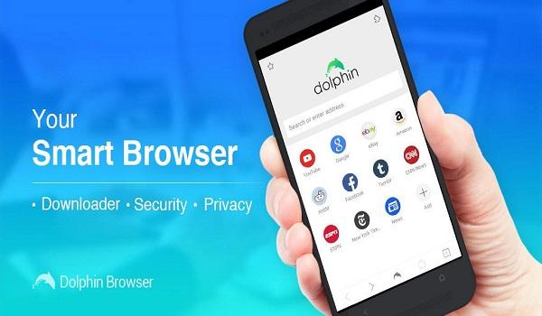 دانلود Dolphin - Best Web Browser 12.0.17 - مرورگر وب محبوب