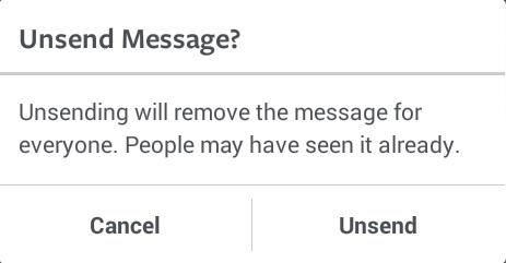 چگونه در اینستاگرام پیامی که اشتباه برای کسی فرستادهایم را پاک کنیم