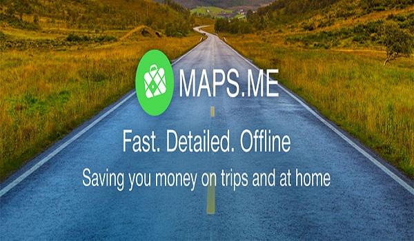 دانلود MAPS.ME Full 8.6.2 - نقشه آفلاین و پر امکانات اندروید