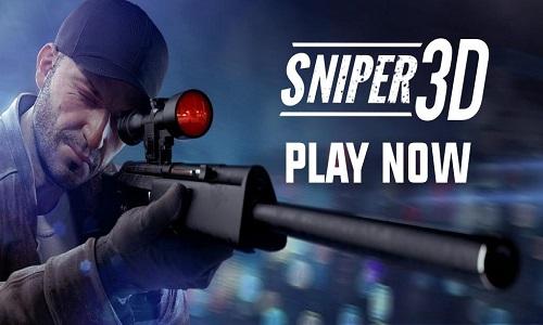 دانلود Sniper 3D Gun Shooter 2.16.19 - بازی قاتل تک تیرانداز اندروید