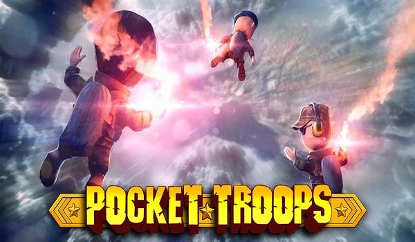 دانلود Pocket Troops 1.29.1 - بازی استراتژی نبرد سربازان مینیاتوری اندروید