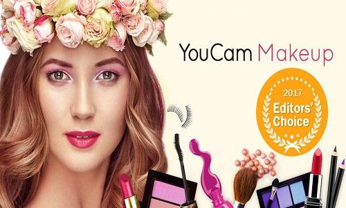 دانلود YouCam Makeup Full 5.44.2 - نسخه کامل سالن آرایش مجازی اندروید