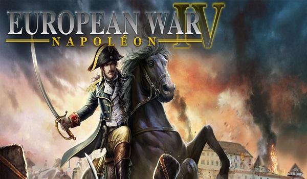 دانلود European War 4: Napoleon 1.4.10 - بازی استراتژیک فوق العاده