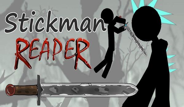 دانلود Stickman Reaper 0.1.28 - بازی آرکید