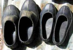 کمفشهای قدیمی