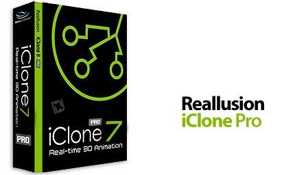 دانلود Reallusion iClone Pro v7.4.2419.1 x64 + iClone Character Creator v2.3.2420.1 x64 + 3DXchange v7.3.2127.1 x64 Pipeline - نرم افزار طراحی و ساخت انیمیشن های 3 بعدی همراه با پل