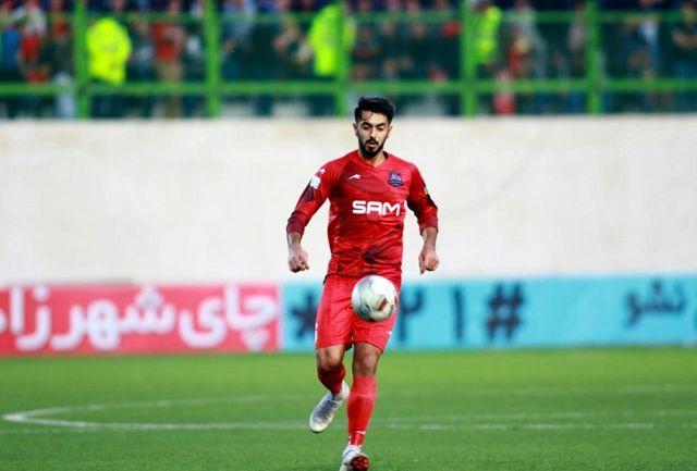 مهرداد عبدی در گفتگو با تبریکا: سابقه بازی در دفاع آخر را داشتم!