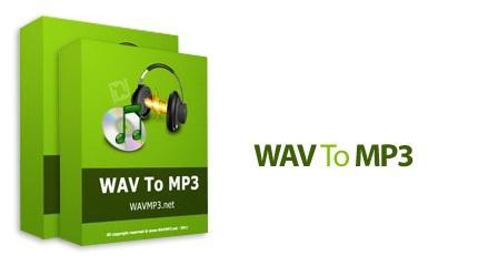 دانلود WAV To MP3 v3.0 - نرم افزار تبدیل فرمت ویو به ام پی تری