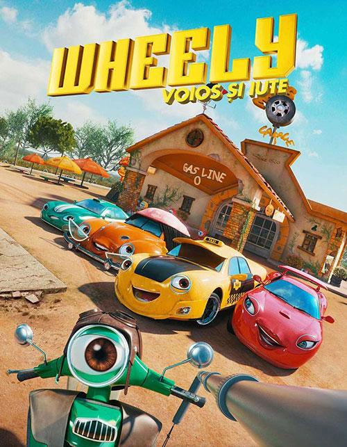 دانلود رایگان انیمیشن سینمایی ویلی Wheely 2018 WEB-DL