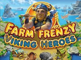 دانلود بازی Farm Frenzy Viking Heroes برای کامپیوتر