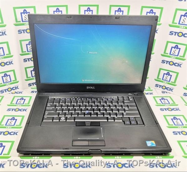 لپ تاپ استوک Dell مدل E6510