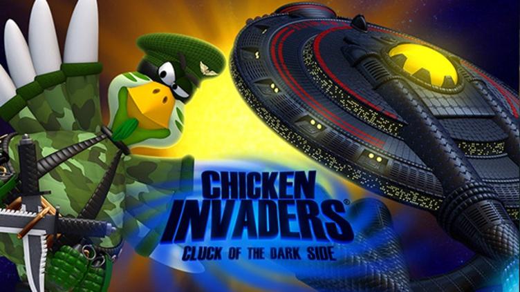 دانلود بازی Chicken Invaders 5 Cluck Of The Dark Side برای کامپیوتر