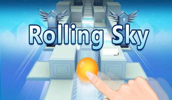 دانلود Rolling Sky 2.0.3.3 - بازی اعتیاداور