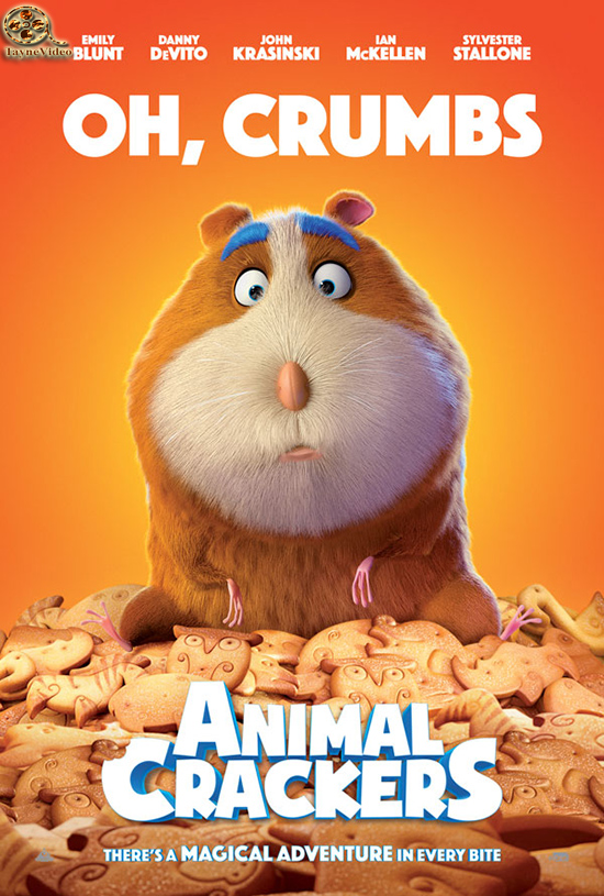 دانلود انیمیشن بیسکوییت حیوانی - Animal Crackers 2017