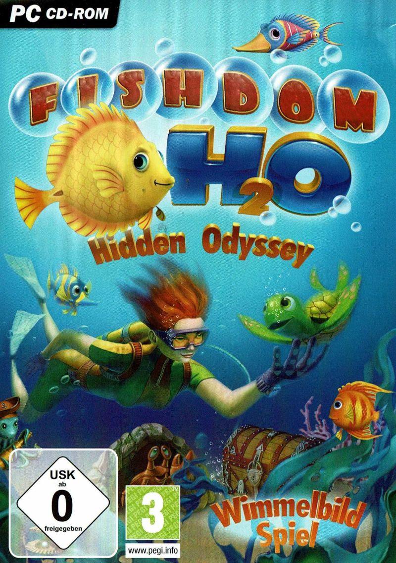 دانلود بازی Fishdom H20 Hidden Odyssey برای کامپیوتر