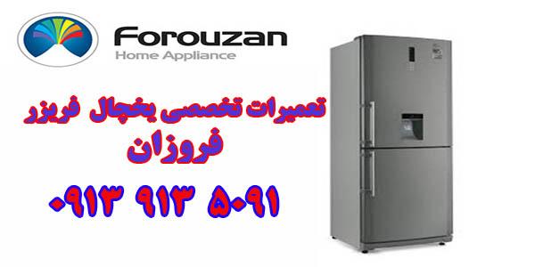 نمایندگی یخچال فروزان در اصفهان