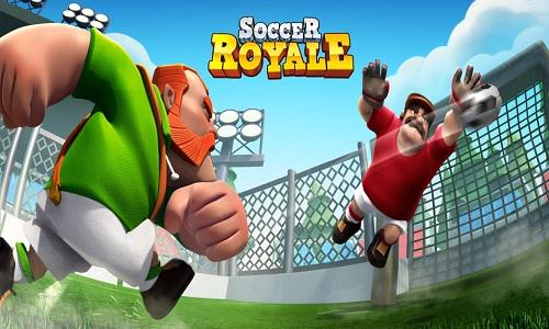 دانلود Soccer Royale 2018, the ultimate football clash! 1.1.16 - بازی ورزشی فوق العاده فوتبال رویال 2018 اندروید