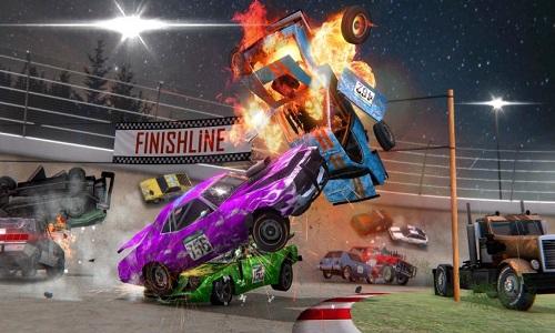 دانلود Demolition Derby 31.0.012 - بازی ریسینگ