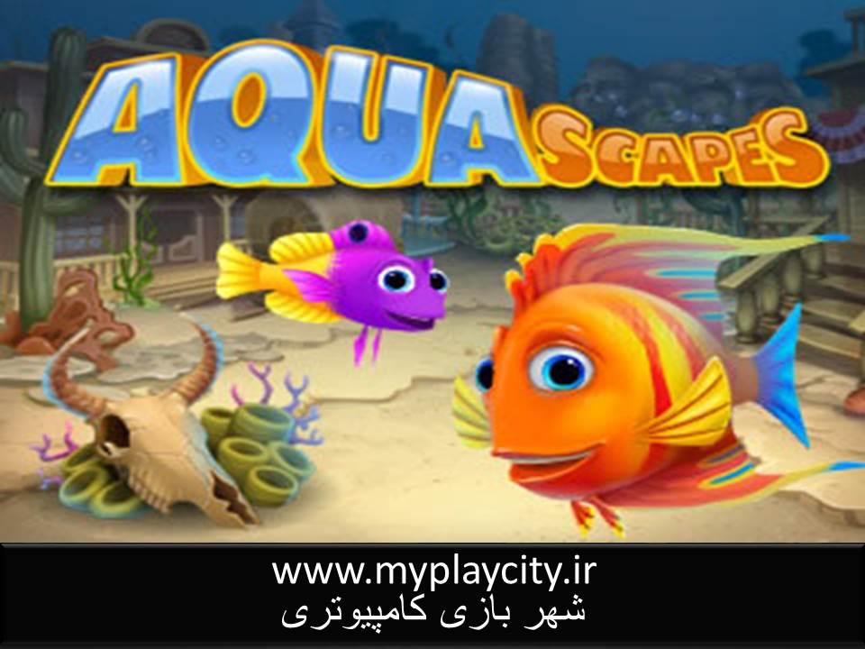 دانلود بازی Aquascapes برای کامپیوتر