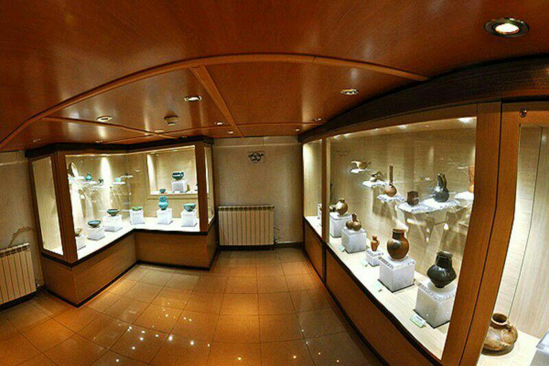 موزه های رشت برای شهروندان رایگان شد.