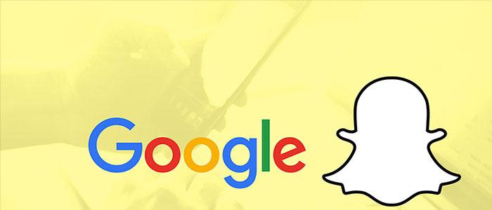 گوگل برنامه ای مشابه اسنپ چت توسعه میدهد