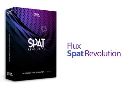 دانلود Flux Spat Revolution v1.1.0.48000 - نرم افزار میکس سه بعدی صدا