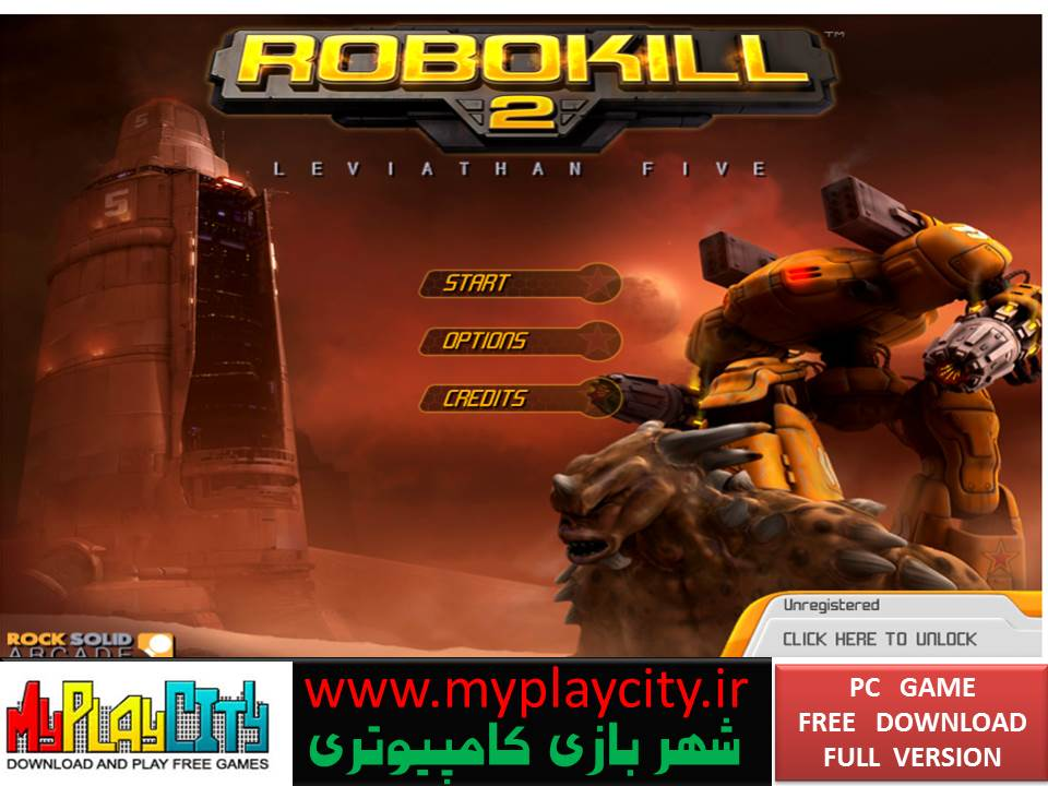 Robokill 2 free download full version full