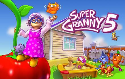 دانلود بازی Super Granny 5 برای کامپیوتر
