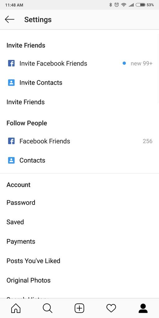 دانلود به روز رسانی و نسخه جدید اینستاگرام برای اندروید Instagram 109.0.0.0.25