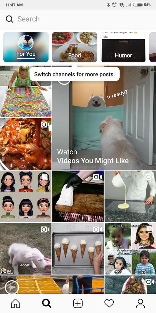 دانلود به روز رسانی و نسخه جدید اینستاگرام Instagram 112.0.0.0.7 برای اندروید 4