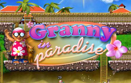 دانلود بازی Granny in Paradise برای کامپیوتر