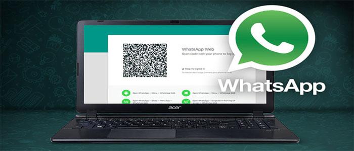 واتس اپ برای کامپیوتر و ویندوز WhatsApp PC Portable