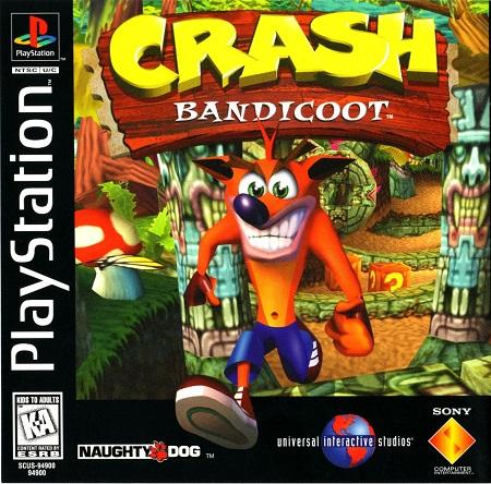 دانلود تمام آهنگهای بازی Crash Bandicoot 1